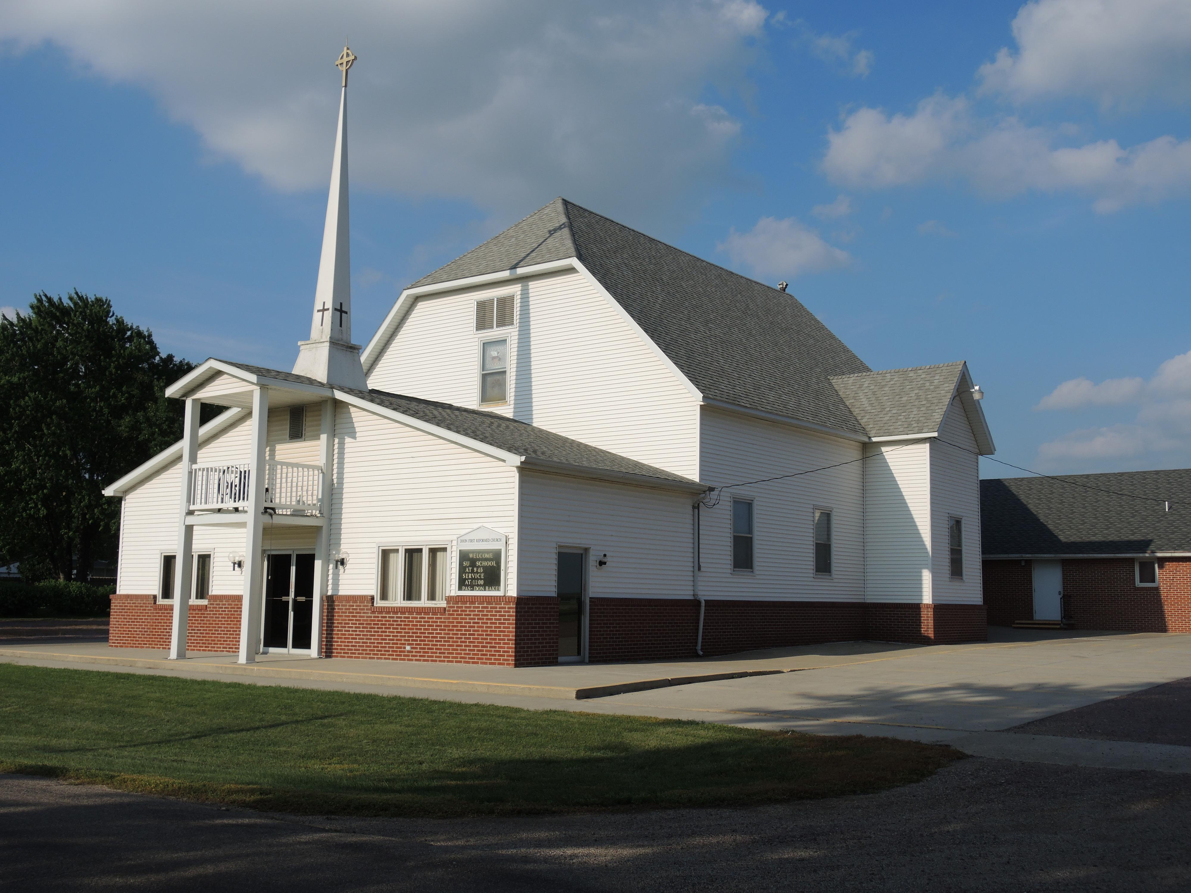 First Reformed Church Doon