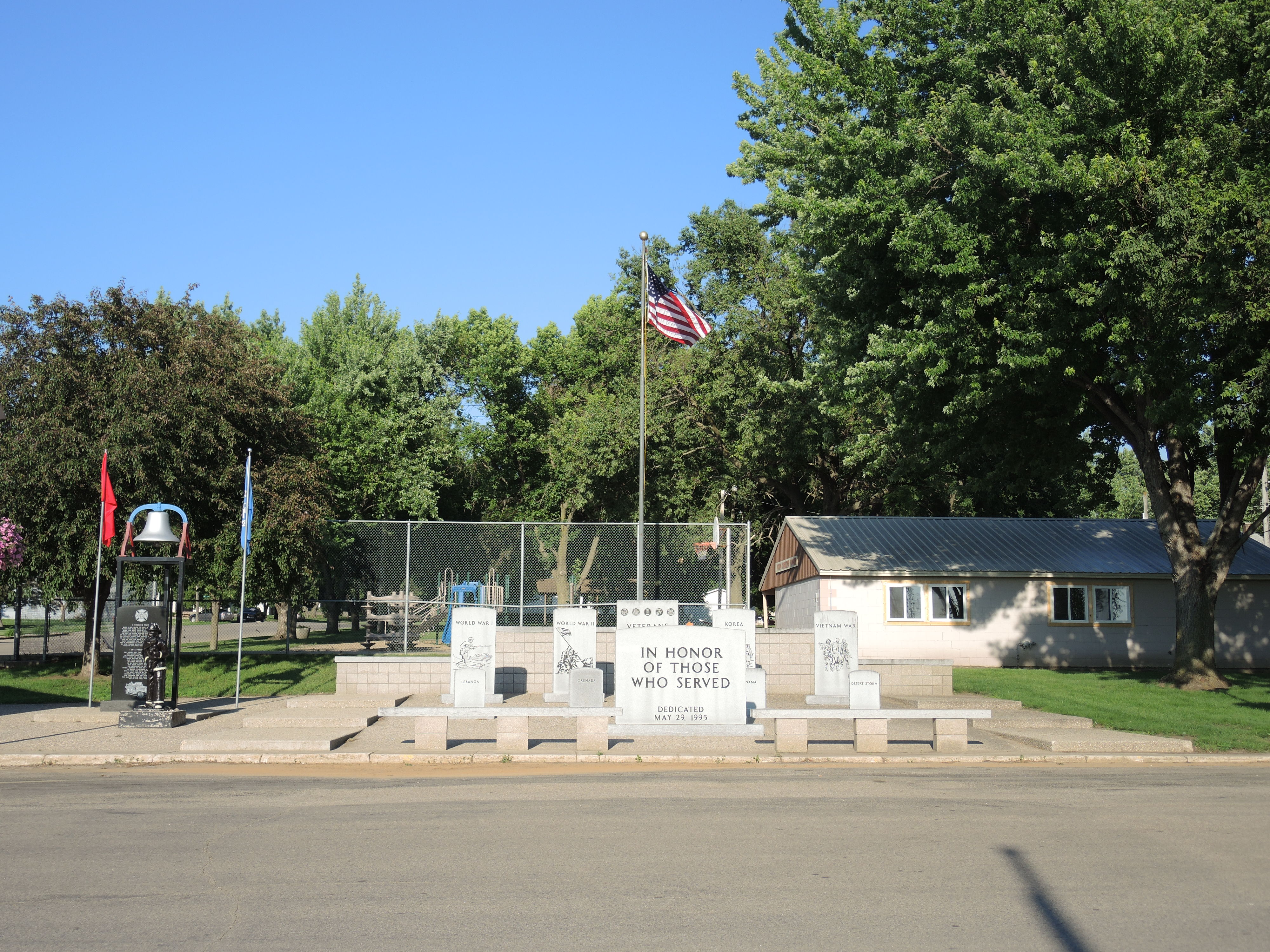 Vetrans Memorial